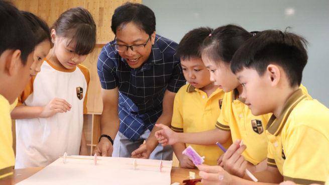 Chương trình STEAMZone dành cho tiểu học từ 7 – 11 tuổi
