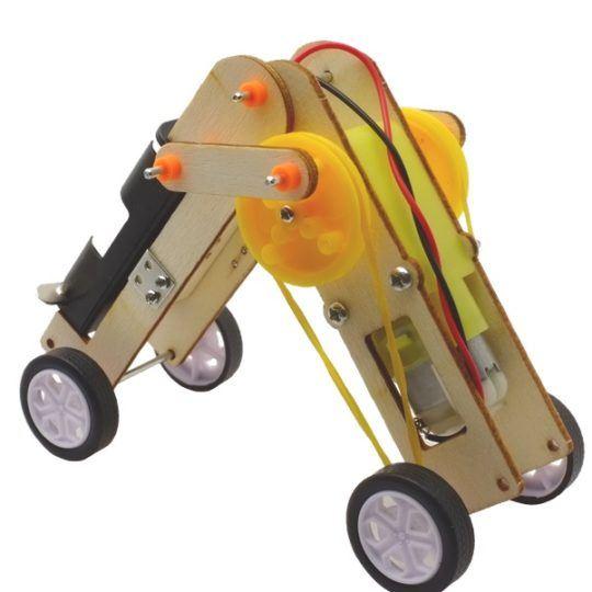 Bộ lắp ghép Robot sâu đo