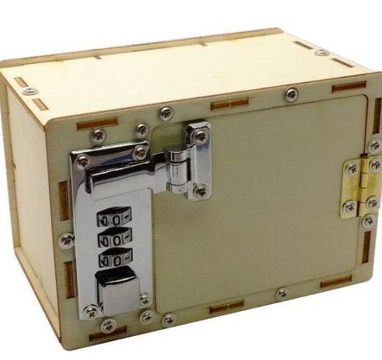 bộ lắp ghép két chống trộm