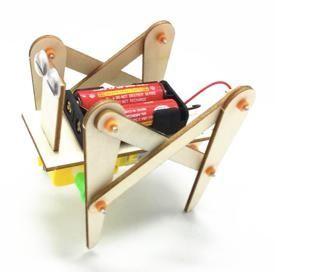 Robot kiến 4 chân