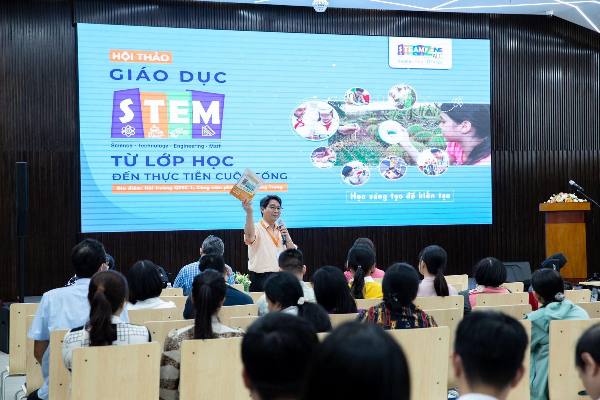 Phần phát biểu của ông Hà Huy Bình