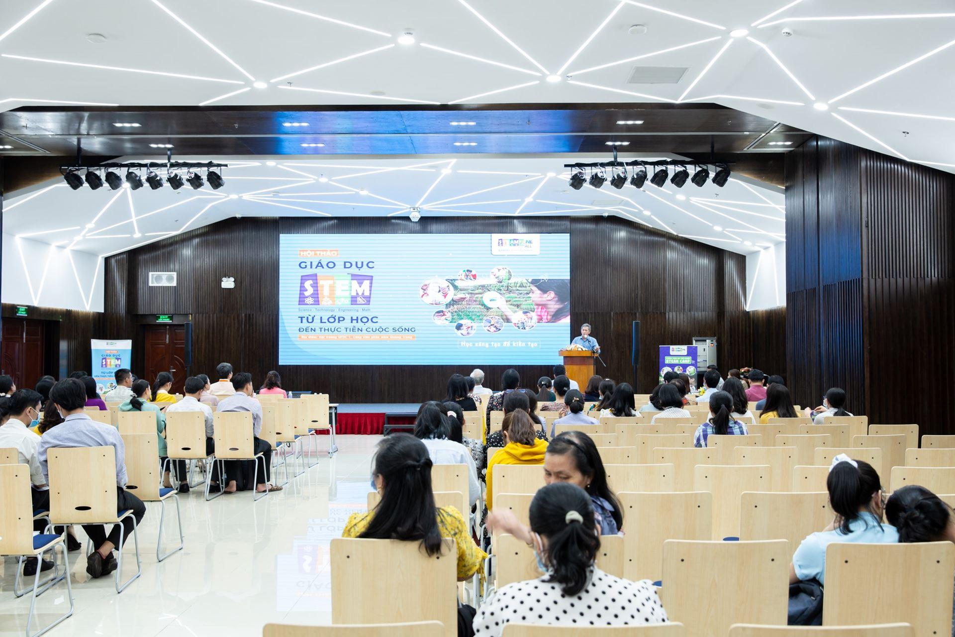 Phát biểu kết thúc Hội thảo
