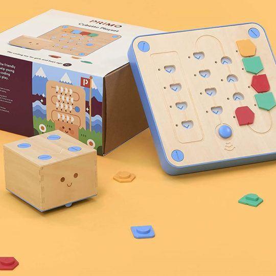Bộ lập trình Cubetto